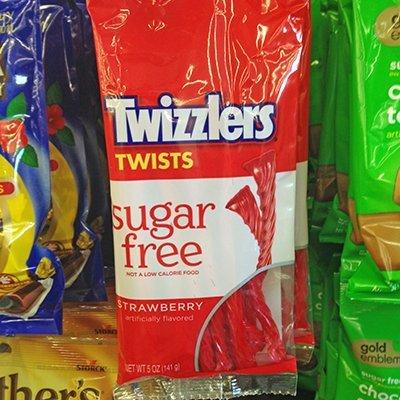 Compras nos EUA: guloseimas SUGAR FREE na CVS 3