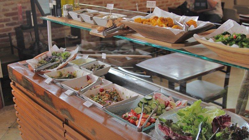 Restaurante em SP: Banana Verde Cozinha Natural 2