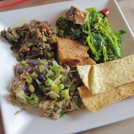 Restaurante em SP: Banana Verde Cozinha Natural 6