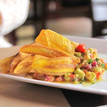 Restaurante em SP: Banana Verde Cozinha Natural 7