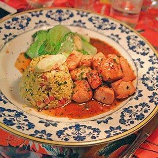 Restaurante em SP: Condessa 5