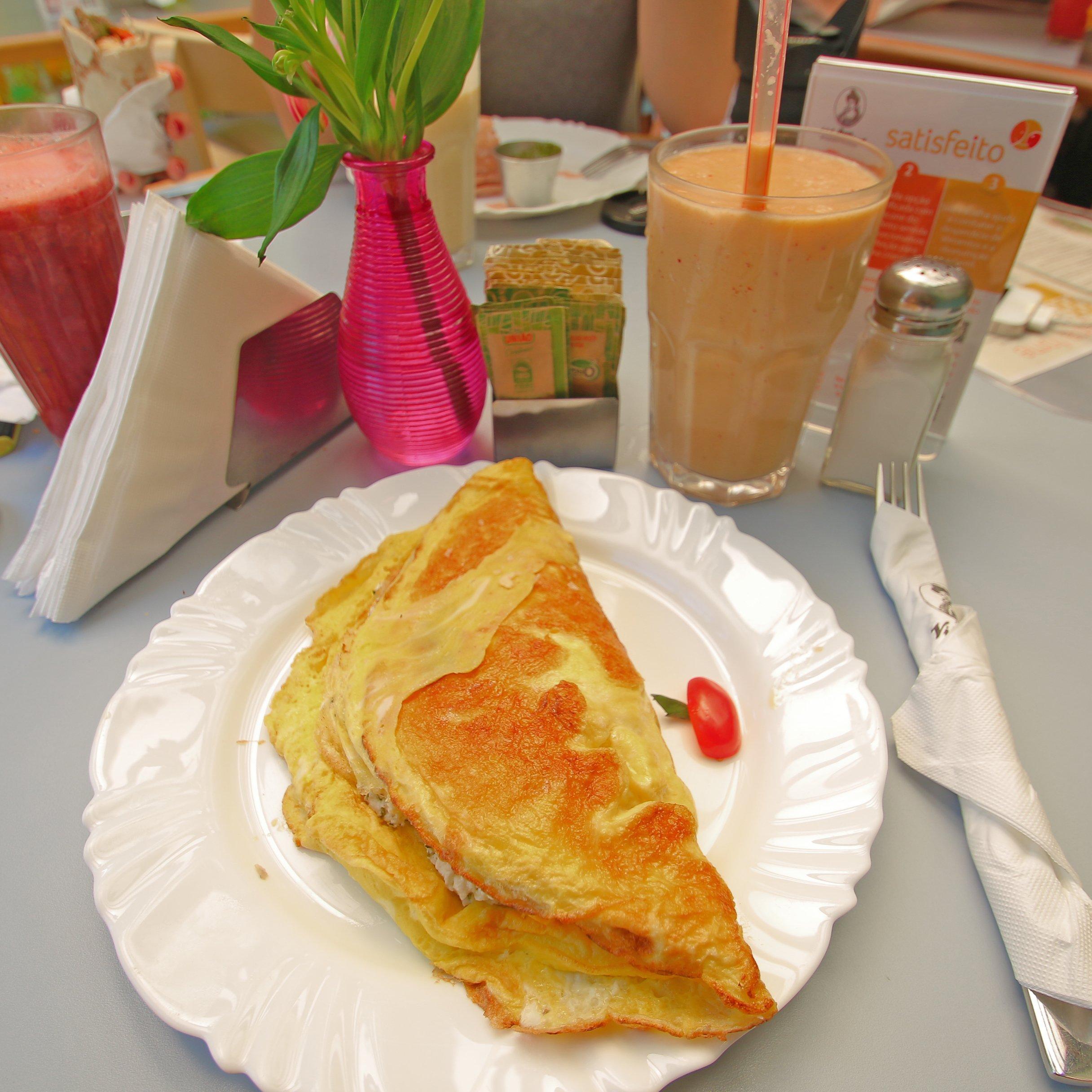 Restaurante em SP: Dona Vitamina 1