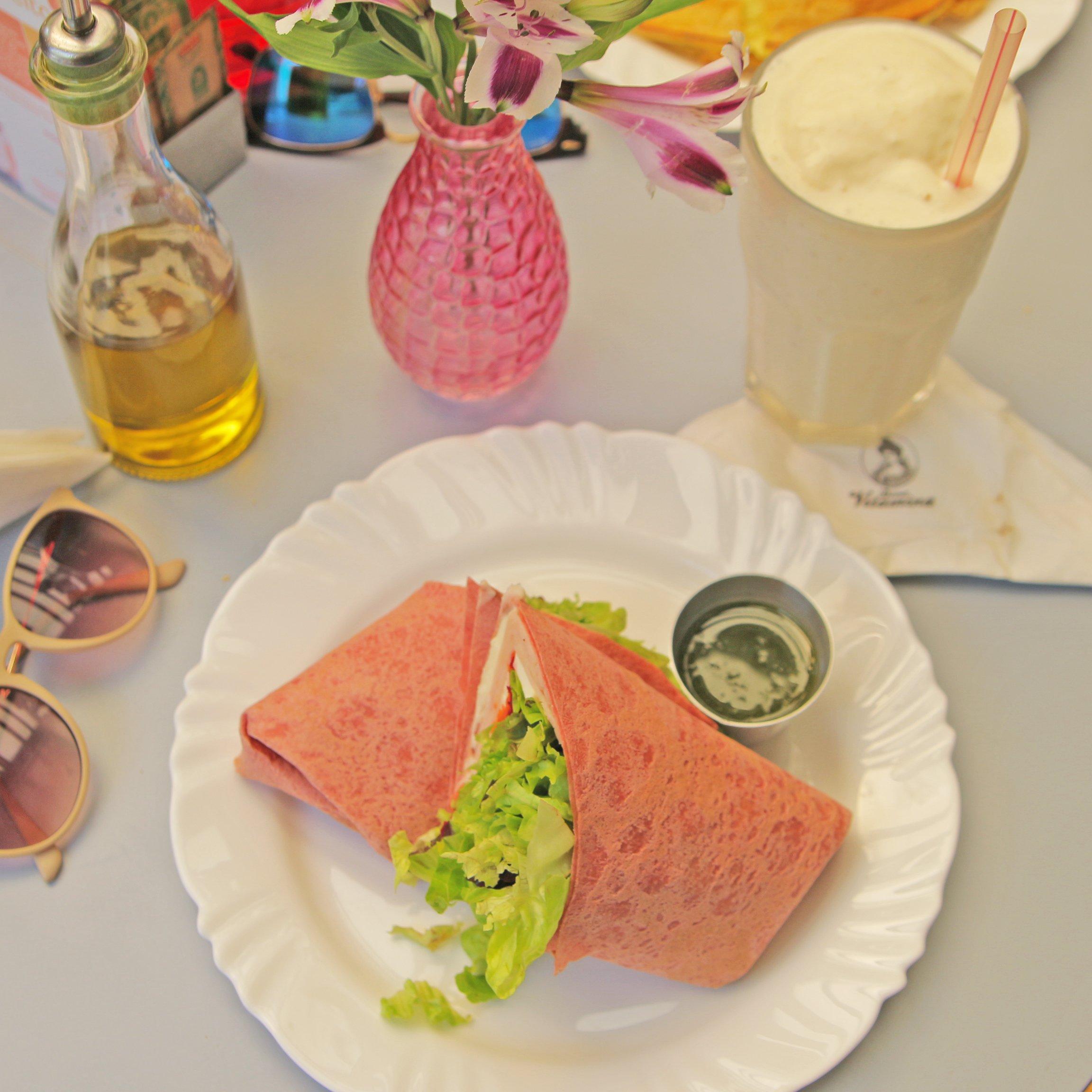 Restaurante em SP: Dona Vitamina 5