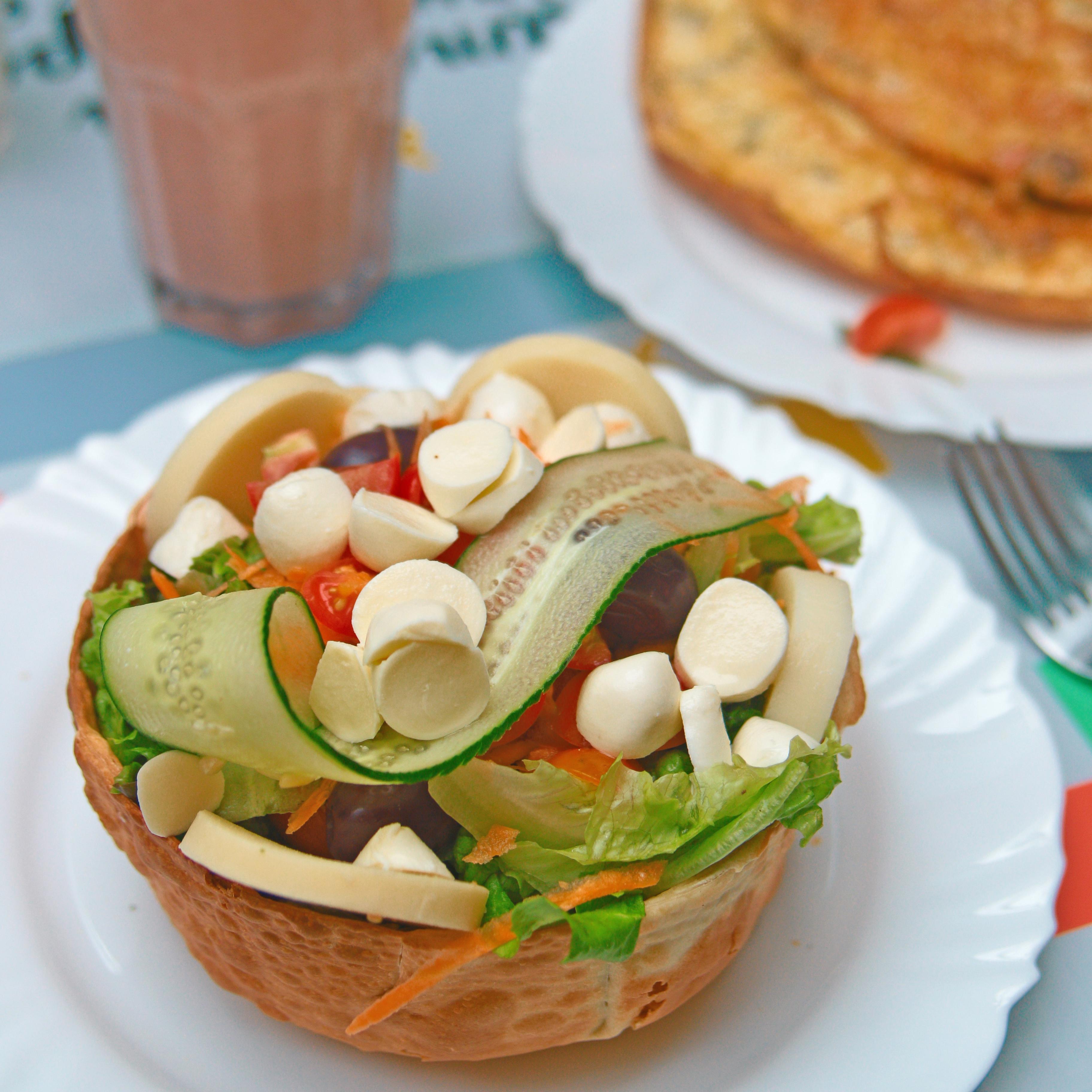 Restaurante em SP: Dona Vitamina 8