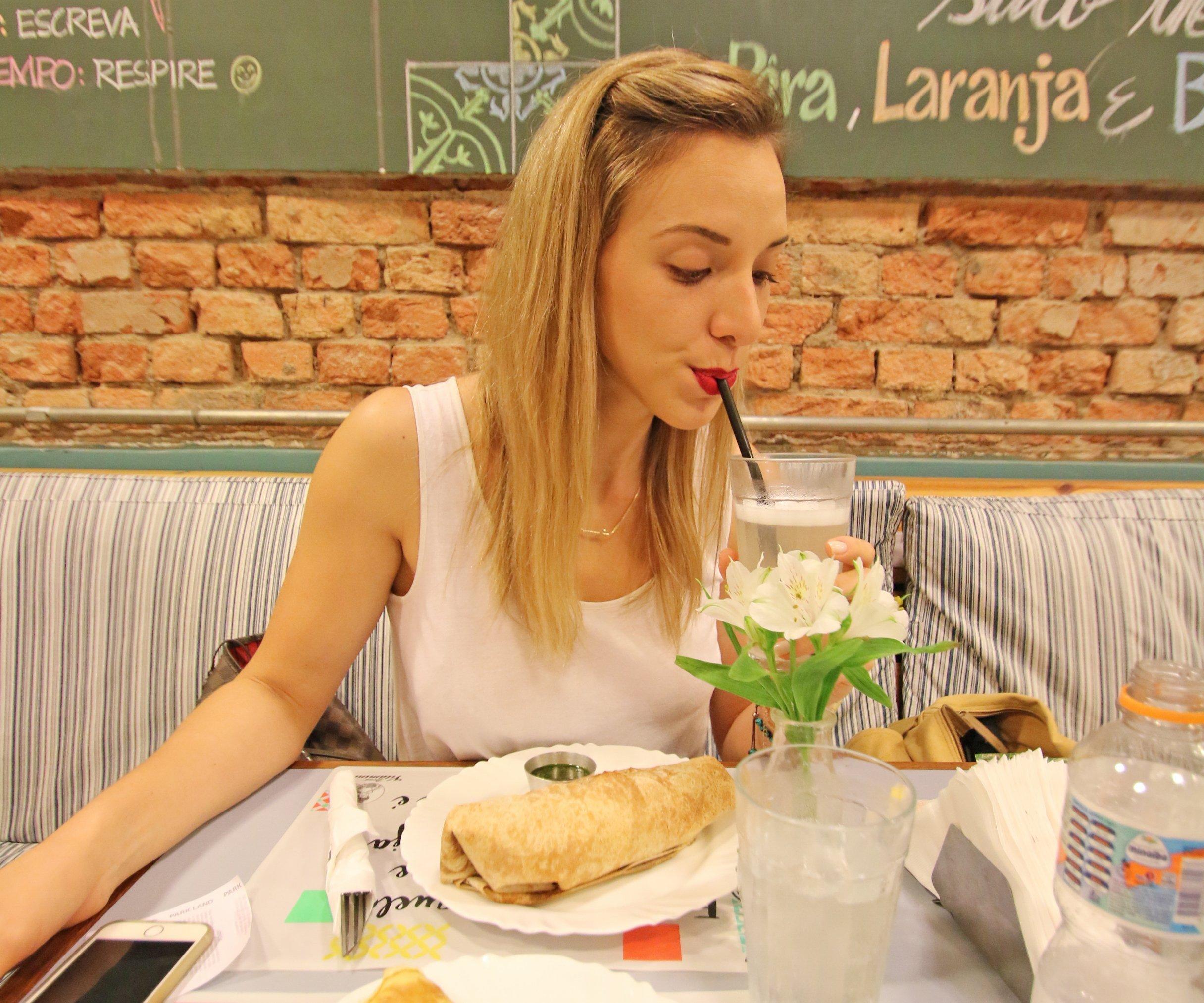 Restaurante em SP: Dona Vitamina 11
