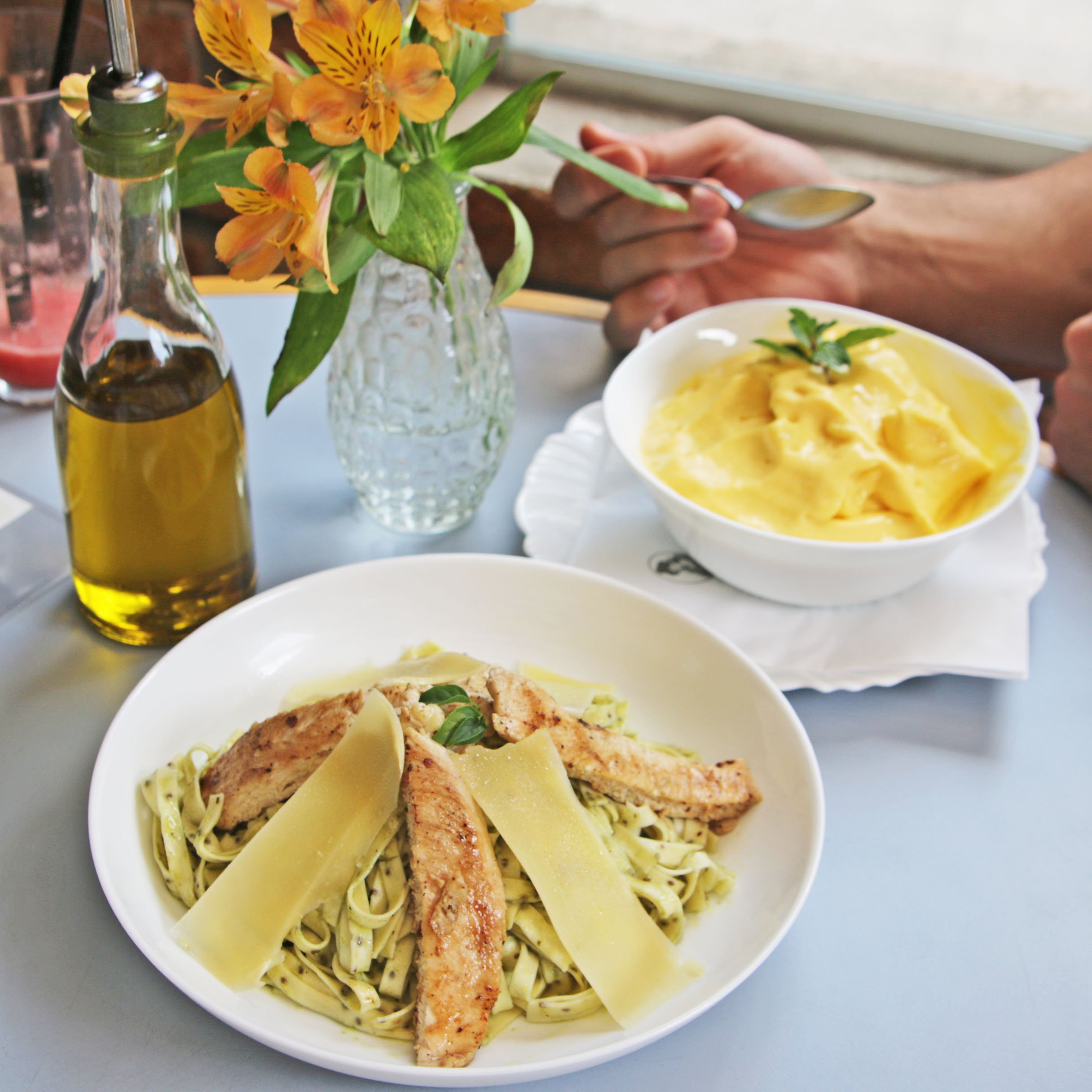 Restaurante em SP: Dona Vitamina 15