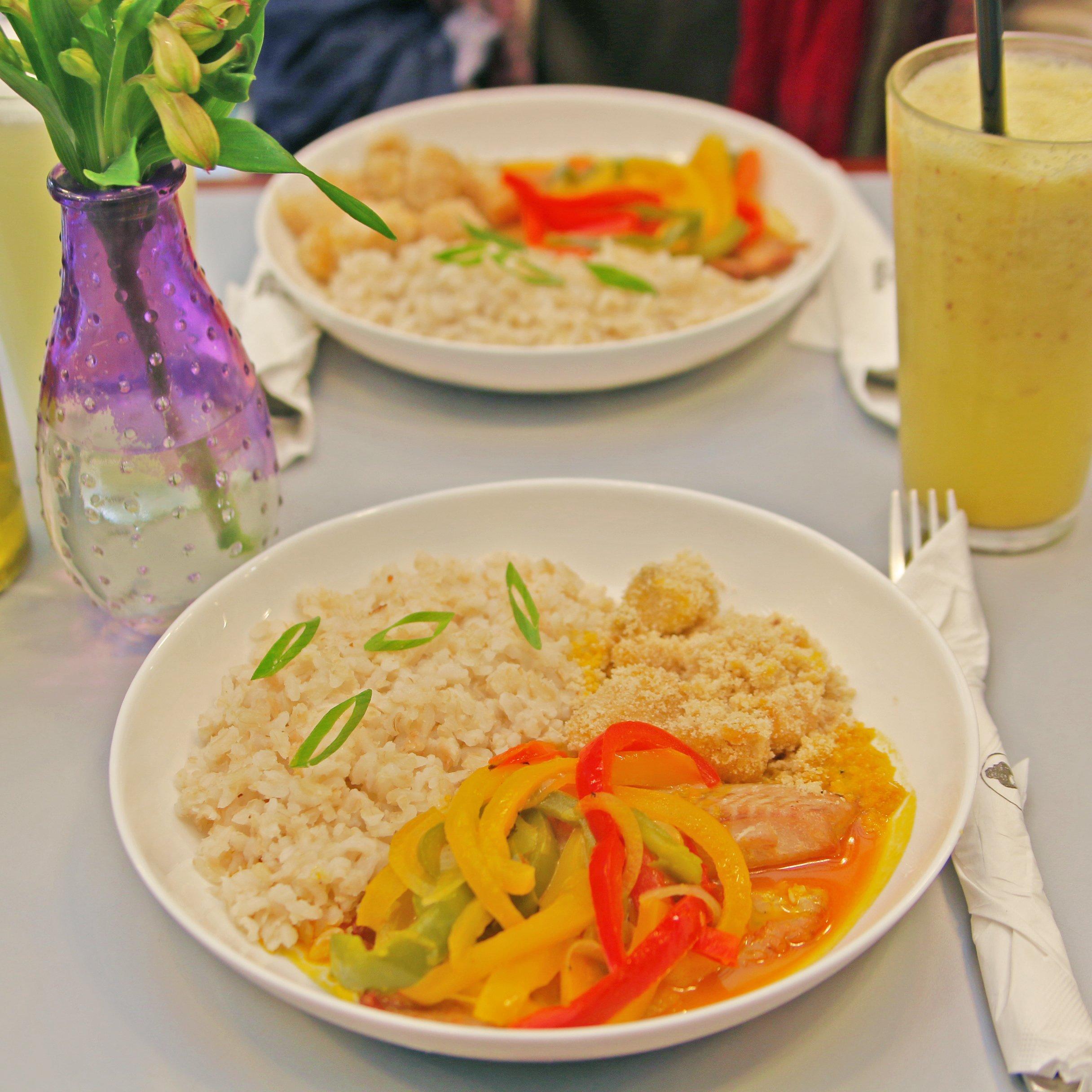 Restaurante em SP: Dona Vitamina 16